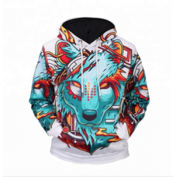 design sublimation hooded  hoodie